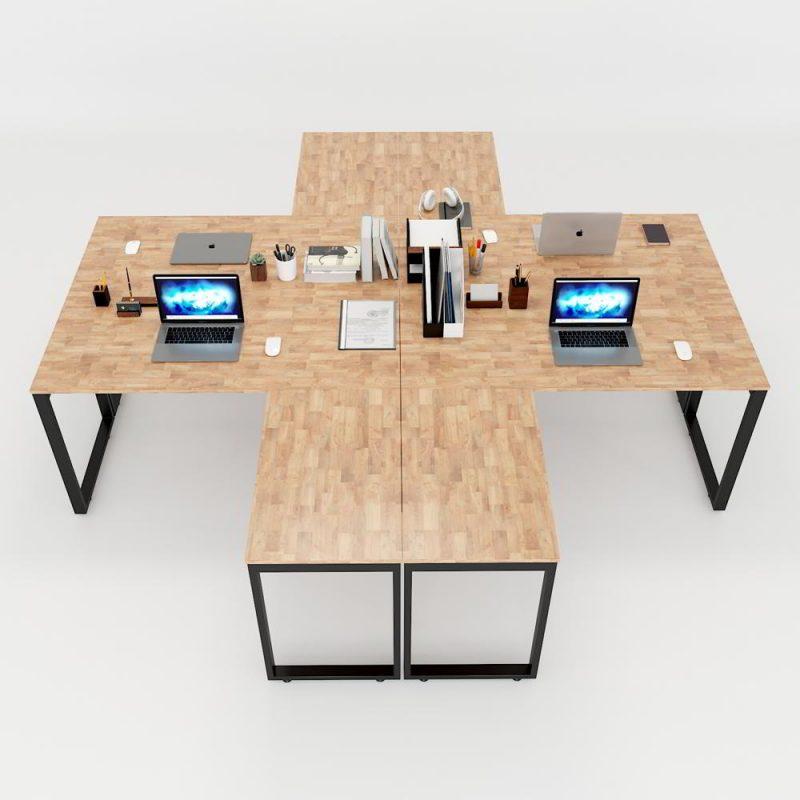 bàn cụm 4 chỗ ngồi