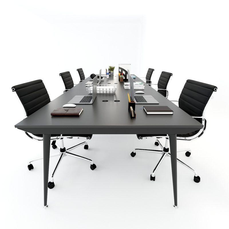 bàn làm việc 6 người