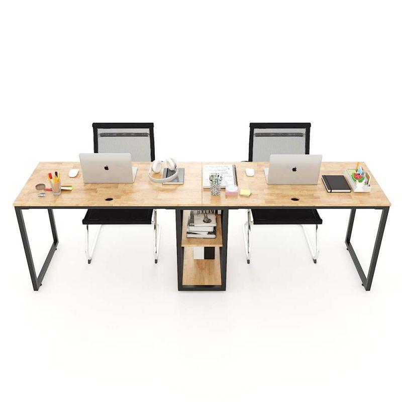 bàn làm việc 2 người