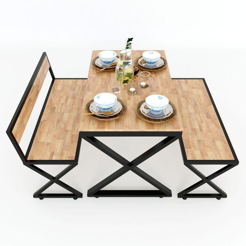 bộ bàn ăn 4 người