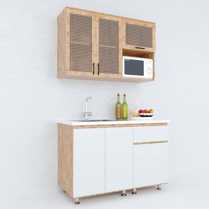 hệ tủ bếp mini