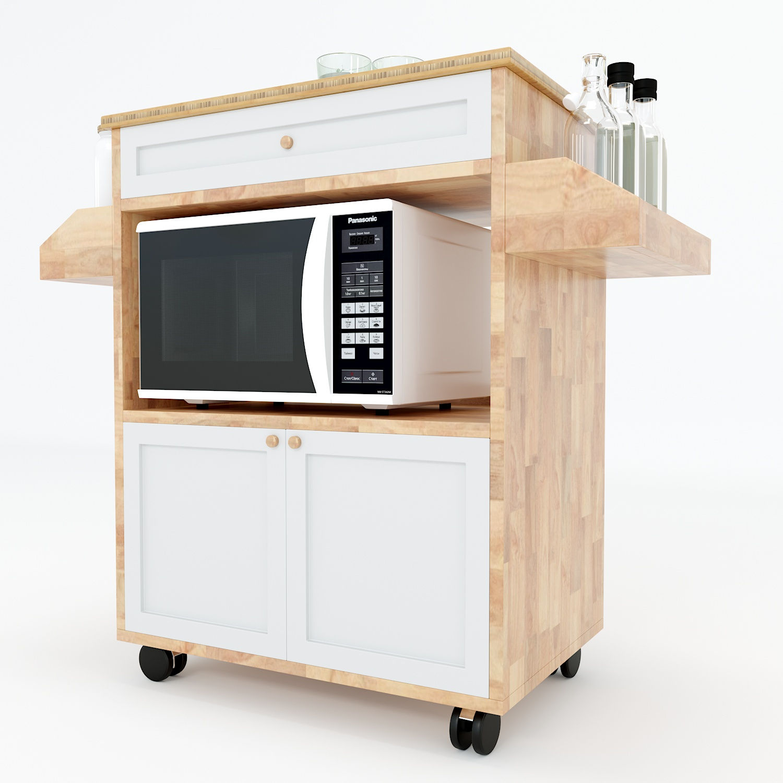 kệ bếp mini