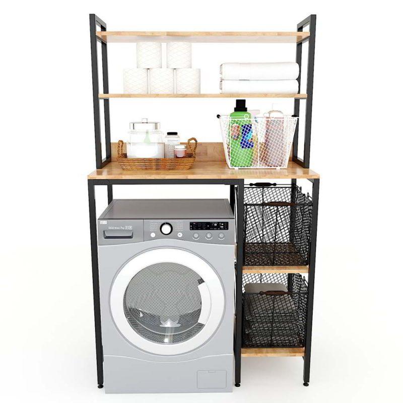 kệ máy giặt 3 tầng